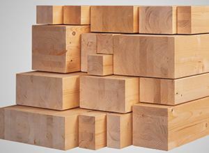 polin de madera, construccion, maderas finas